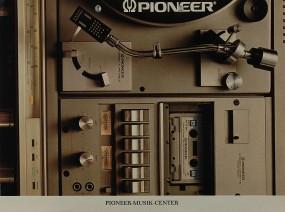 Pioneer Musik-Center Prospekt / Katalog