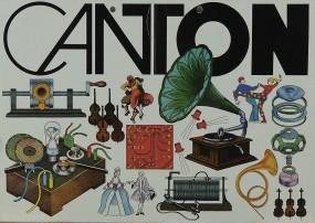 Canton Produktübersicht Prospekt / Katalog