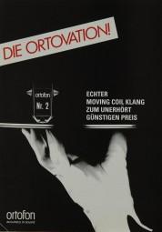 Ortofon Ortofon Nr. 2 - Die Ortovation! Prospekt / Katalog