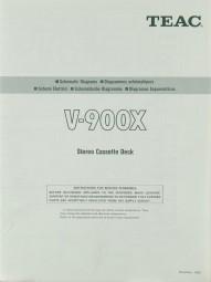 B & O Beocord 9000 Prospekt / Katalog
