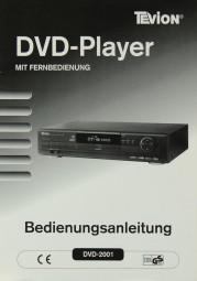 Tevion DVD-2001 Bedienungsanleitung