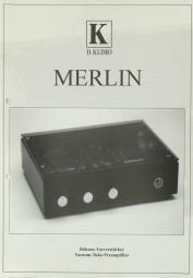 D. Klimo Merlin Schaltplan / Serviceunterlagen