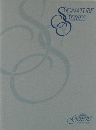 Genesis Signature Series Prospekt / Katalog