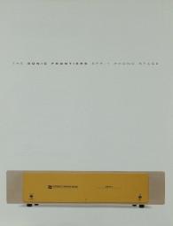 Sonic Frontiers SFP-1 Prospekt / Katalog