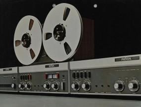 Revox A 76 MK II / A 77 MK III / A 78 / A 77 - Dolby B Prospekt / Katalog