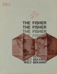Fisher, The 1965 Prospekt / Katalog