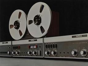 Revox A 76 MK II / A 77 MK III / A 78 Prospekt / Katalog