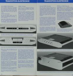 Audioplan Programm 2001 / 2002 Prospekt / Katalog