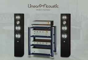 Linear Acoustic Made in Germany Prospekt / Katalog