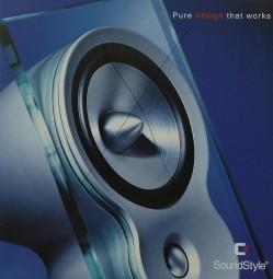 Celestion SoundStyle Pure design that works Prospekt / Katalog