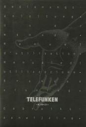 Telefunken RC 920 CD Bedienungsanleitung