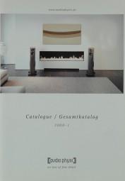 Audio Physic Gesamtkatalog 2008-1 Prospekt / Katalog