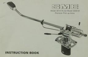SME Models 3012-R / 3009-R Bedienungsanleitung