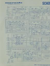 Marantz Model 2235 B Schaltplan / Serviceunterlagen