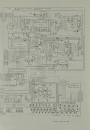 Dual CR 1780 Schaltplan / Serviceunterlagen