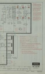 Grundig MT 100/GB / MXV 100 Schaltplan / Serviceunterlagen