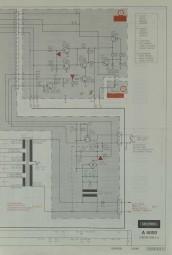 Grundig A 5000 Schaltplan / Serviceunterlagen
