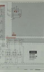 Grundig SXV 6000 / SXV 6000 GB / SXV 6000 U Schaltplan / Serviceunterlagen