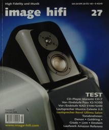 Image Hifi 3/1999 Zeitschrift