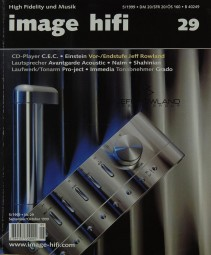 Image Hifi 5/1999 Zeitschrift