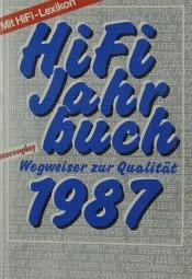 HiFi Jahrbuch 1987 Hifi-Jahrbuch