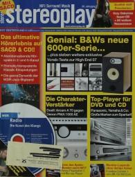 Stereoplay 6/2007 Zeitschrift