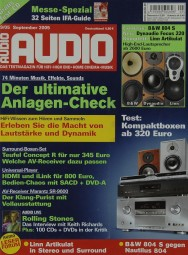 Audio 9/2005 Zeitschrift