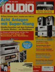Audio 5/2006 Zeitschrift