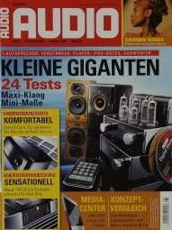 Audio 5/2010 Zeitschrift