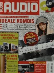 Audio 10/2010 Zeitschrift