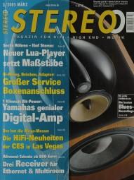 Stereo 3/2005 Zeitschrift