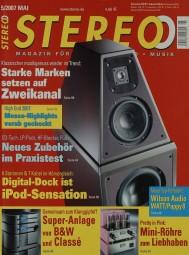 Stereo 5/2007 Zeitschrift