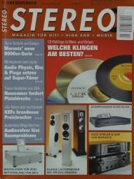 Stereo 11/2008 Zeitschrift