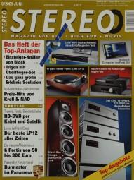 Stereo 6/2009 Zeitschrift