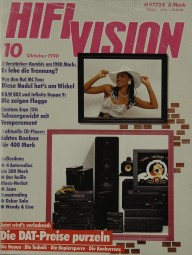 Hifi Vision 10/1990 Zeitschrift