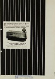 Transpulsar Transpuls 25 / 35 / 45 Prospekt / Katalog